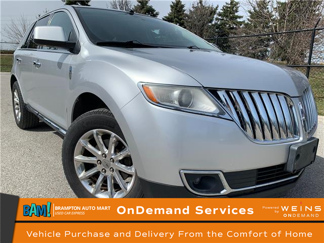2011 Lincoln MKX Base (Stk: 3282B4) in Brampton - Image 1 of 22