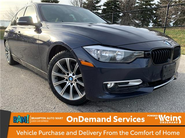 2013 BMW 320i xDrive (Stk: 3284B4) in Brampton - Image 1 of 11