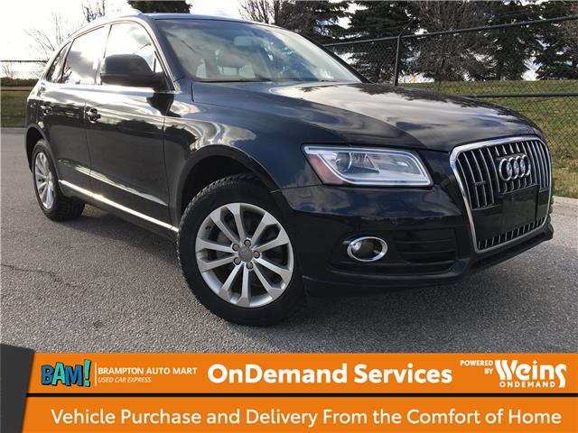 2014 Audi Q5 2.0 Technik (Stk: 3342B7) in Brampton - Image 1 of 16