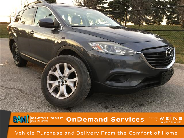 2015 Mazda CX-9 GS (Stk: 3335B4) in Brampton - Image 1 of 16