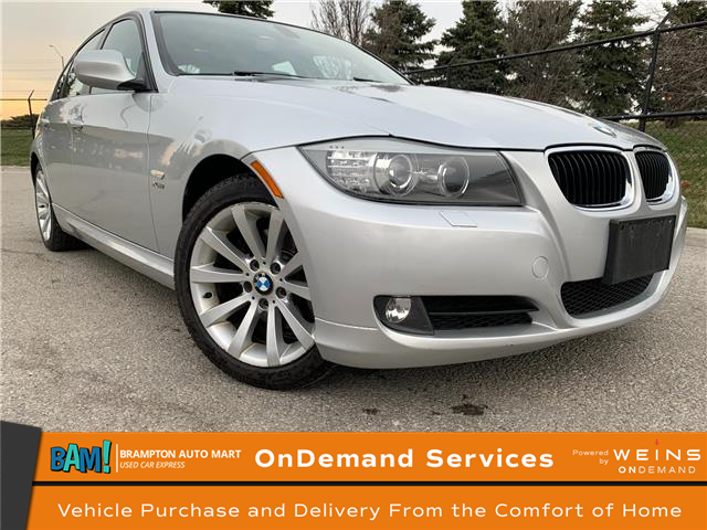 2011 BMW 328i xDrive (Stk: 3366BP) in Brampton - Image 1 of 15