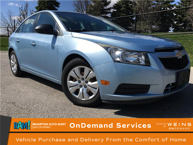 2012 Chevrolet Cruze LS (Stk: 3397B2) in Brampton - Image 1 of 8