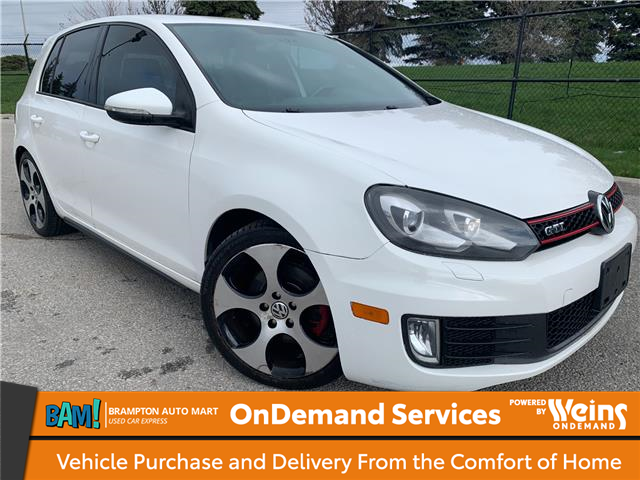 2010 Volkswagen Golf GTI 5-Door (Stk: 3257B6) in Brampton - Image 1 of 12