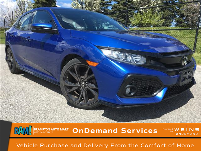 2018 Honda Civic Sport (Stk: 3514BP) in Brampton - Image 1 of 17
