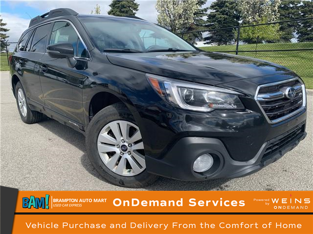 2018 Subaru Outback 2.5i Touring (Stk: 3490B8) in Brampton - Image 1 of 17