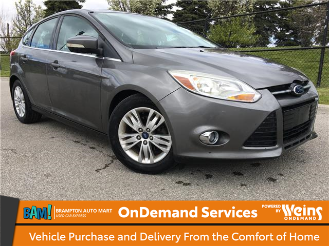2012 Ford Focus SEL (Stk: 3521B11) in Brampton - Image 1 of 15