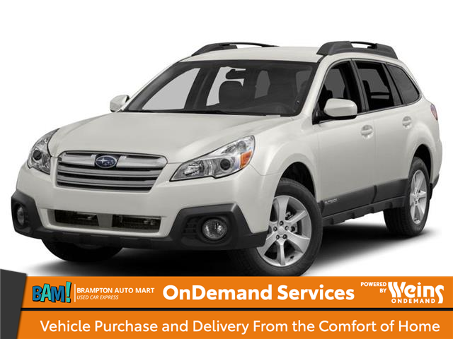 2013 Subaru Outback 2.5i Touring Package (Stk: 3531BH9) in Brampton - Image 1 of 9