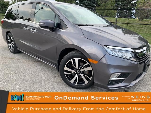 2018 Honda Odyssey Touring (Stk: 243820BHP) in Brampton - Image 1 of 35