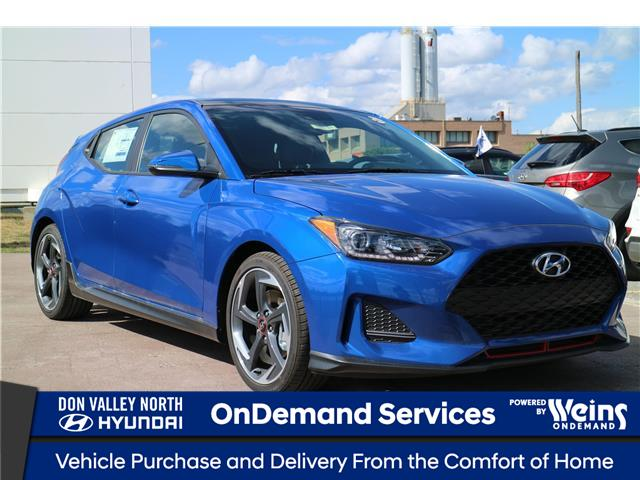 2020 Hyundai Veloster Turbo (Stk: 194781) in Markham - Image 1 of 26