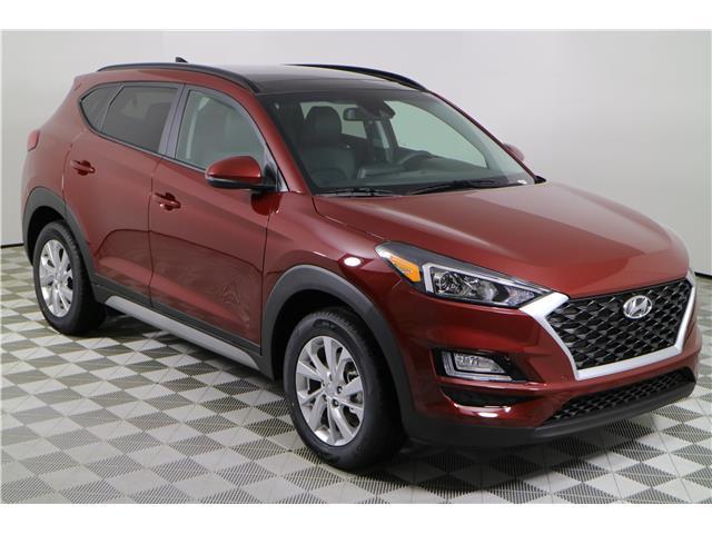 2020 Hyundai Tucson Preferred w/Sun & Leather Package (Stk: 195187) in Markham - Image 1 of 24