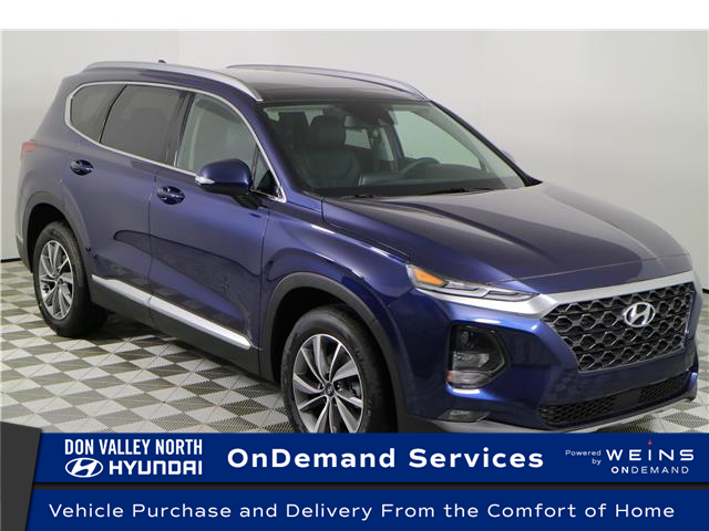 2020 Hyundai Santa Fe Preferred 2.4 w/Sun & Leather Package (Stk: 195274) in Markham - Image 1 of 26