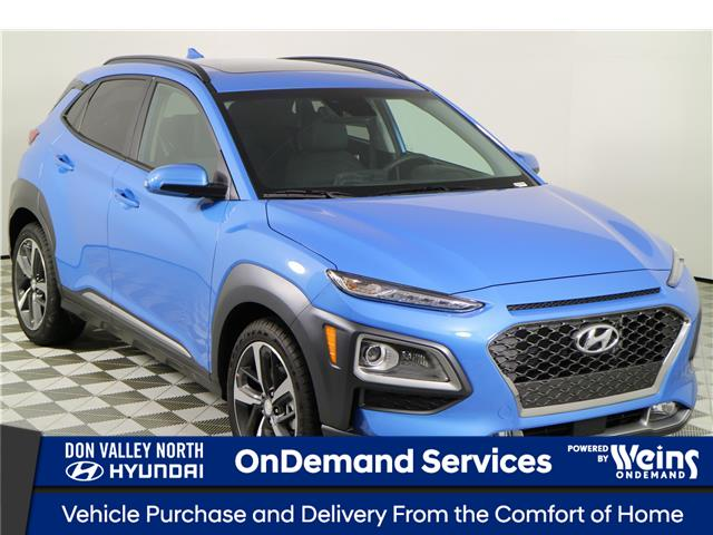 2020 Hyundai Kona 1.6T Ultimate (Stk: 195170) in Markham - Image 1 of 28