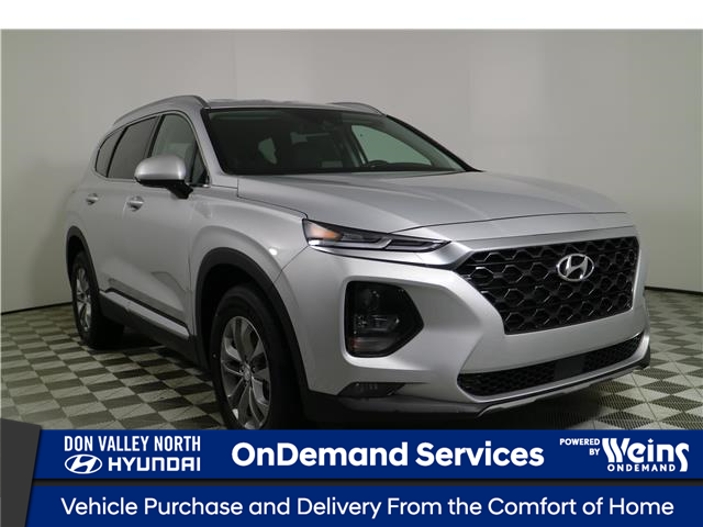 2020 Hyundai Santa Fe Essential 2.4  w/Safety Package (Stk: 104057) in Markham - Image 1 of 20