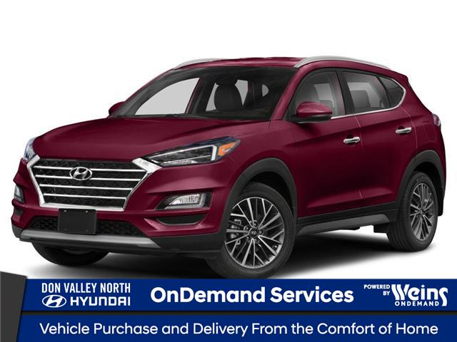 2020 Hyundai Tucson Luxury (Stk: 104156) in Markham - Image 1 of 9