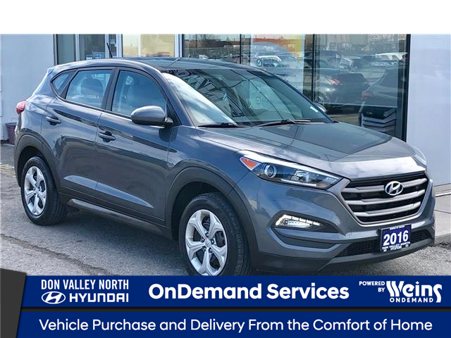 2016 Hyundai Tucson Base (Stk: 8348H) in Markham - Image 1 of 23