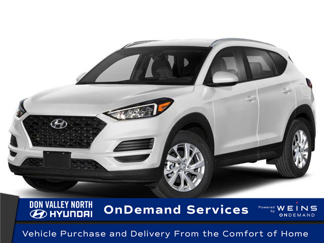 2020 Hyundai Tucson Preferred (Stk: 104412) in Markham - Image 1 of 9