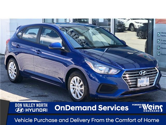 2020 Hyundai Accent Preferred (Stk: 194903) in Markham - Image 1 of 19