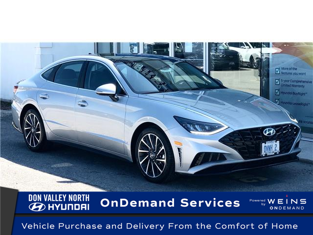 2020 Hyundai Sonata Luxury (Stk: 104184) in Markham - Image 1 of 21