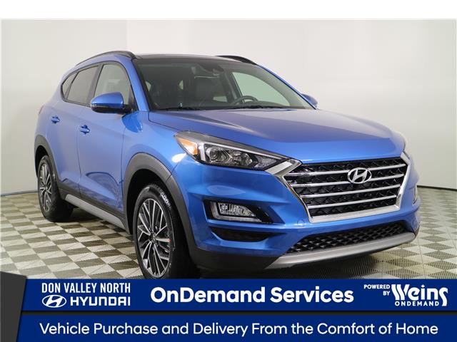 2020 Hyundai Tucson Luxury (Stk: 104044) in Markham - Image 1 of 26