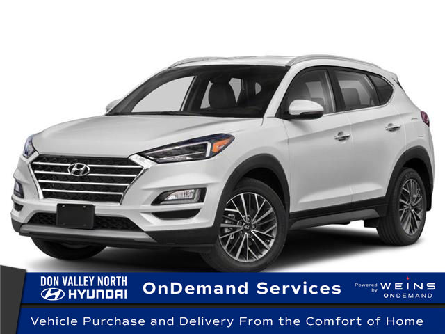 2020 Hyundai Tucson Luxury (Stk: 104525) in Markham - Image 1 of 9