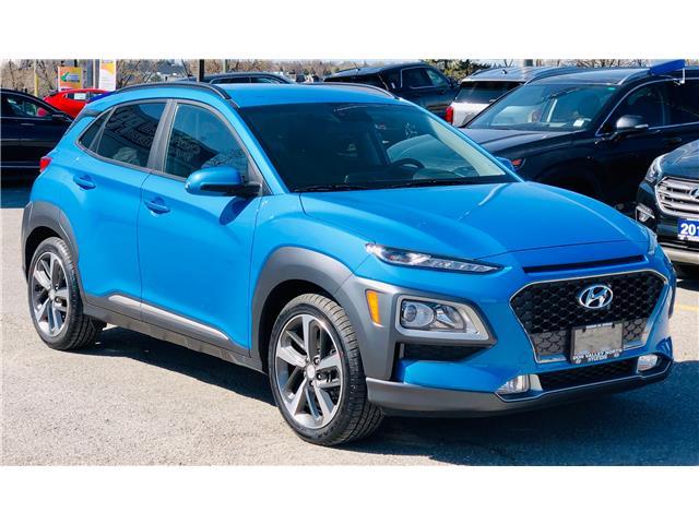 2019 Hyundai Kona 1.6T Trend (Stk: 8388H) in Markham - Image 1 of 25