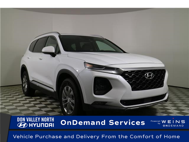 2020 Hyundai Santa Fe Essential 2.4  w/Safety Package (Stk: 195371) in Markham - Image 1 of 23