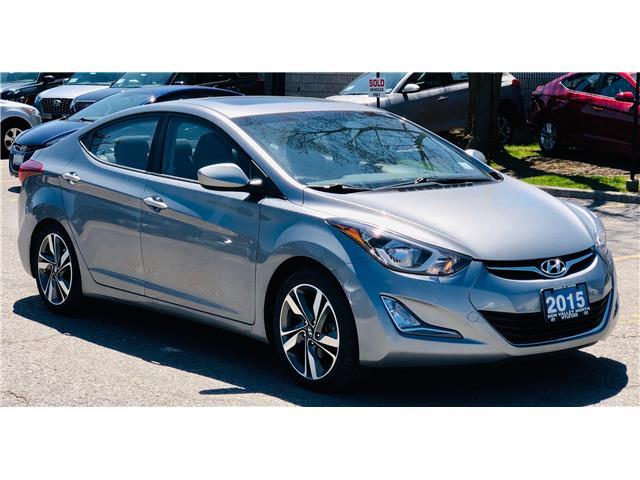 2015 Hyundai Elantra GLS (Stk: 8367H) in Markham - Image 1 of 24
