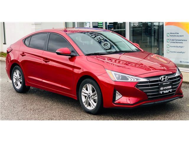 2020 Hyundai Elantra Preferred (Stk: 8404H) in Markham - Image 1 of 20