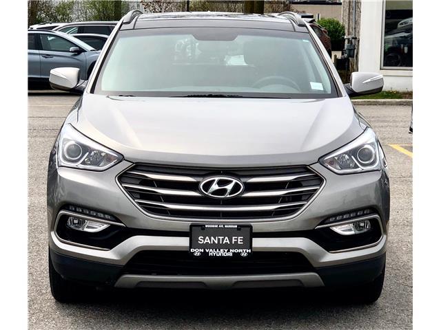 2017 Hyundai Santa Fe Sport 2.4 Luxury (Stk: 8399H) in Markham - Image 1 of 20