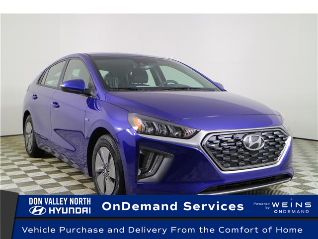 2020 Hyundai Ioniq Hybrid Preferred (Stk: 104235) in Markham - Image 1 of 26