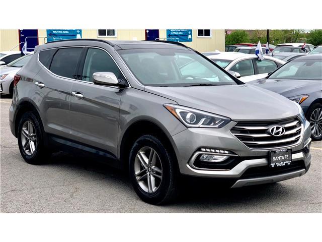 2017 Hyundai Santa Fe Sport 2.4 Luxury (Stk: 8399H) in Markham - Image 1 of 21