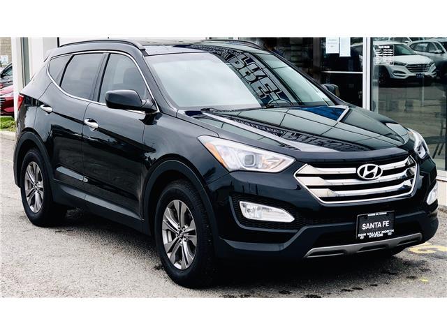 2015 Hyundai Santa Fe Sport 2.4 Premium (Stk: 8429H) in Markham - Image 1 of 19
