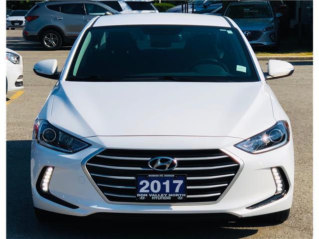 2017 Hyundai Elantra GL (Stk: 8496H) in Markham - Image 1 of 6