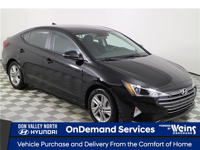 2020 Hyundai Elantra Preferred (Stk: 104482) in Markham - Image 1 of 20