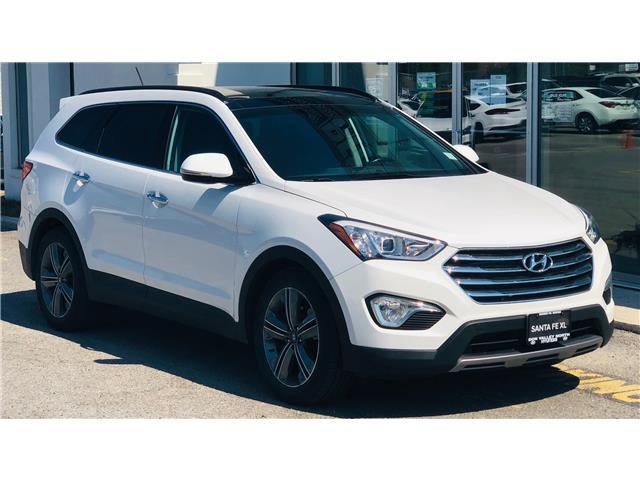 2016 Hyundai Santa Fe XL Limited (Stk: 8485H) in Markham - Image 1 of 6