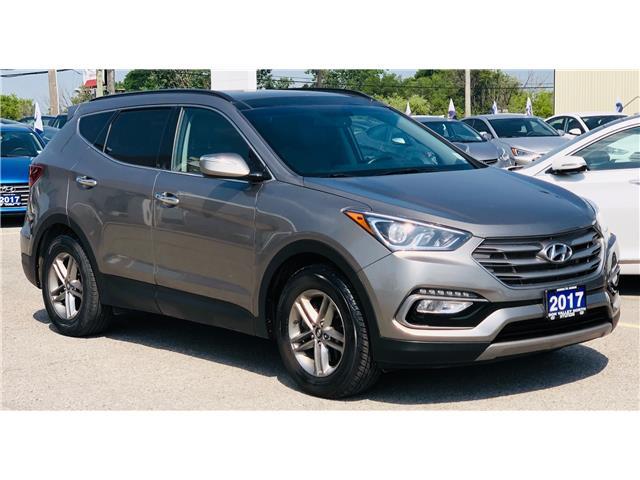 2017 Hyundai Santa Fe Sport 2.4 Luxury (Stk: 8519H) in Markham - Image 1 of 16
