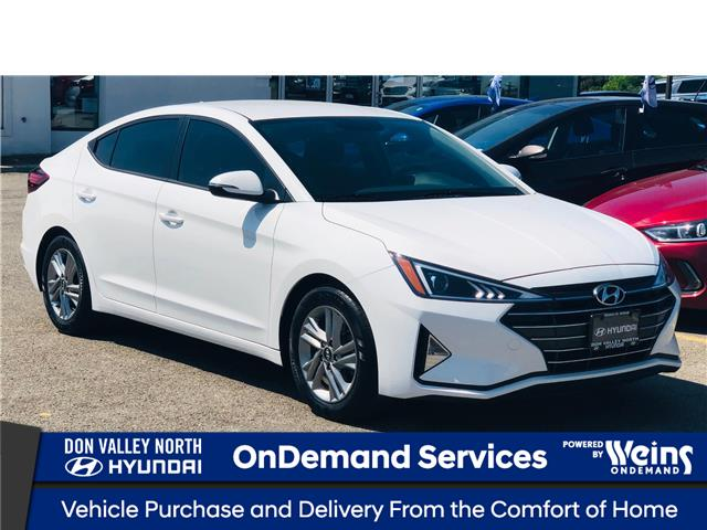 2020 Hyundai Elantra Preferred (Stk: 8509H) in Markham - Image 1 of 22