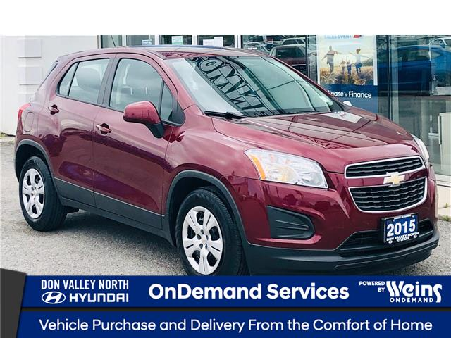 2015 Chevrolet Trax LS (Stk: 8524H) in Markham - Image 1 of 16