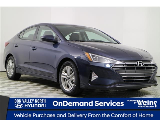 2020 Hyundai Elantra Preferred (Stk: 104623) in Markham - Image 1 of 21