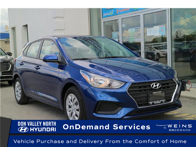2020 Hyundai Accent Essential w/Comfort Package (Stk: 104495) in Markham - Image 1 of 23