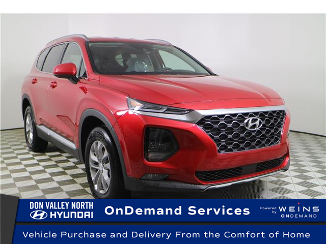 2020 Hyundai Santa Fe Essential 2.4  w/Safety Package (Stk: 104201) in Markham - Image 1 of 24