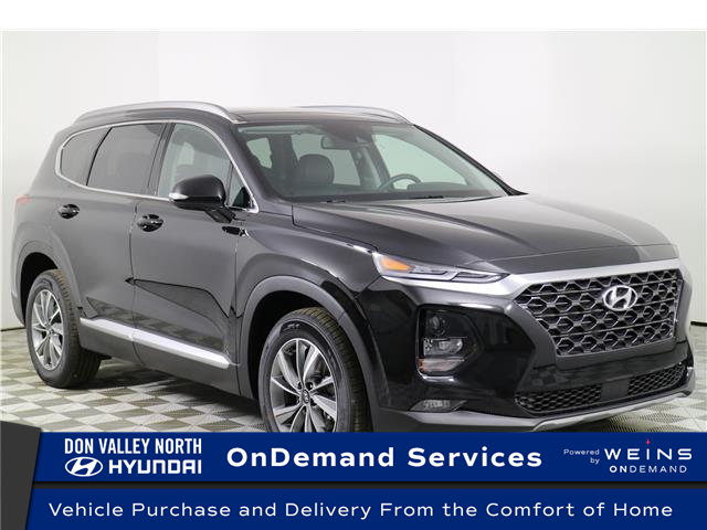 2020 Hyundai Santa Fe Preferred 2.4 w/Sun & Leather Package (Stk: 104777) in Markham - Image 1 of 26