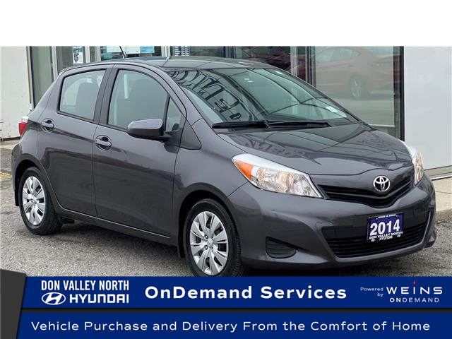2014 Toyota Yaris LE (Stk: 8678H) in Markham - Image 1 of 16