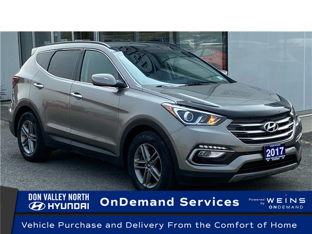 2017 Hyundai Santa Fe Sport 2.4 Luxury (Stk: 8639H) in Markham - Image 1 of 17