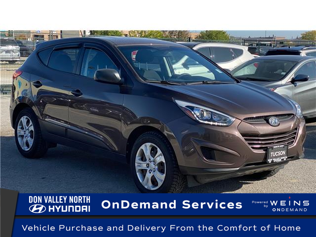 2014 Hyundai Tucson GL (Stk: 8715H) in Markham - Image 1 of 16