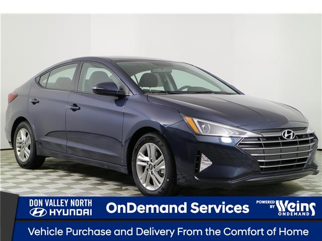 2020 Hyundai Elantra Preferred (Stk: 104765) in Markham - Image 1 of 21