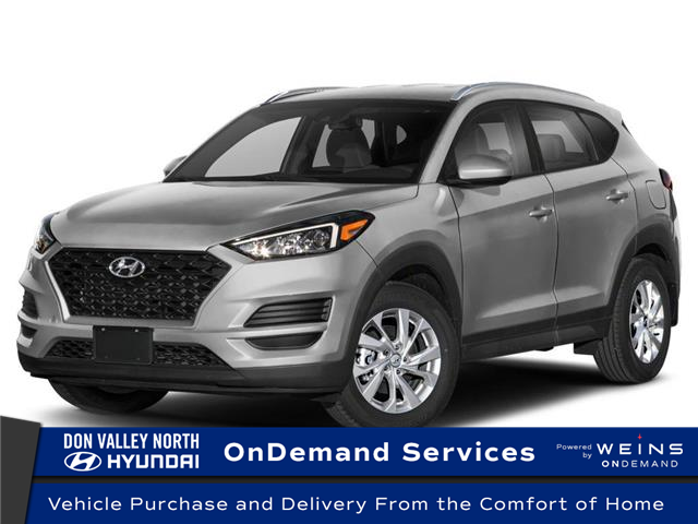 2021 Hyundai Tucson Preferred w/Sun & Leather Package (Stk: 104872) in Markham - Image 1 of 9