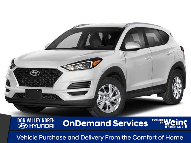 2021 Hyundai Tucson ESSENTIAL (Stk: 104822) in Markham - Image 1 of 9