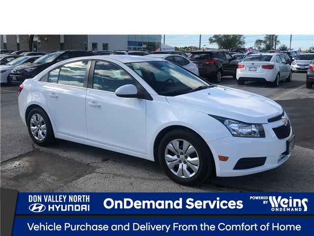 2014 Chevrolet Cruze 1LT (Stk: 8744H) in Markham - Image 1 of 15