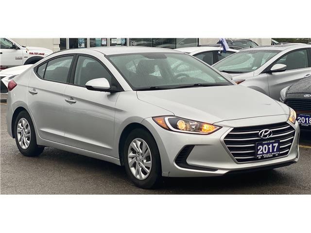 2017 Hyundai Elantra LE (Stk: 8781H) in Markham - Image 1 of 15